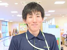 志木瑞穂の森 ユニットリーダー 入職3年目