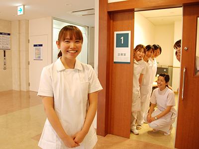 敬仁病院の診察室