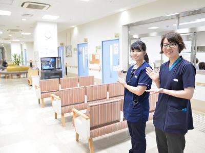 西東京ケアセンターの併設の友田クリニック