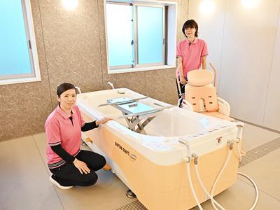 ハートテラス中野弥生町の浴室