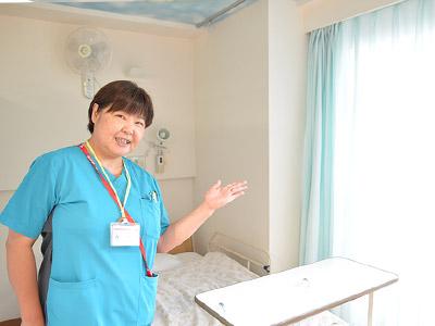ナーシングホームそのだの小規模多機能型居宅介護