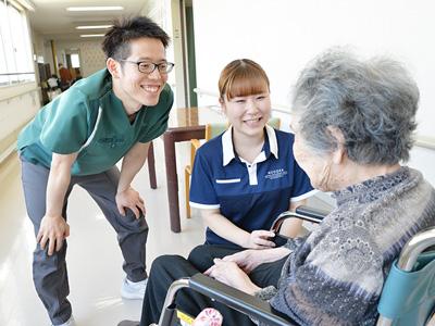 介護老人保健施設 のどかの入所フロア