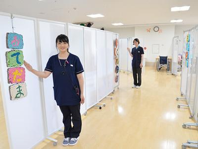 西東京ケアセンターの認知症専門棟