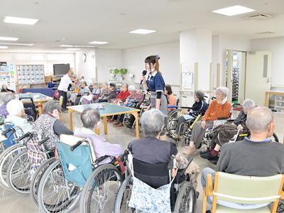 介護老人保健施設 のどかの食堂