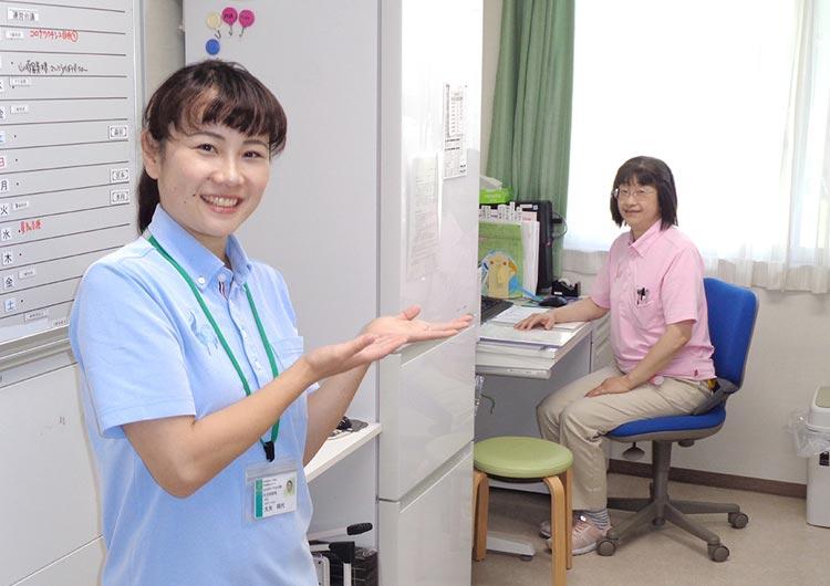 なみきロイヤルの園の医務室