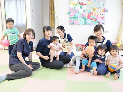 西東京ケアセンターの保育室