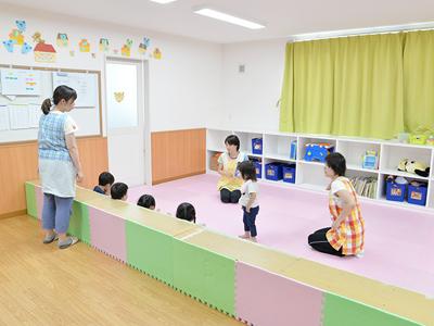 船橋ケアセンターのつぼみ保育室