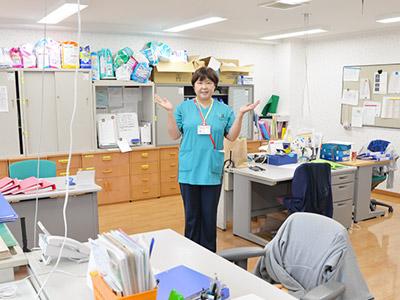 ナーシングホームそのだのそのだ訪問看護ステーション