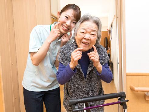 台東区立特別養護老人ホーム 台東の様子1