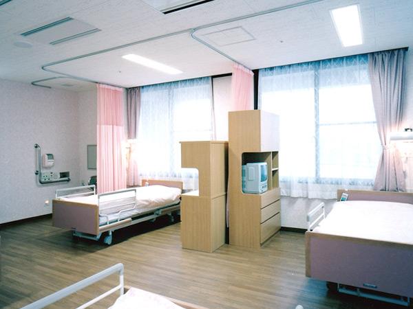 老人保健施設いのこしの様子2