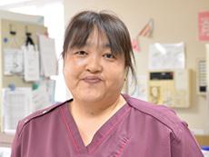 ケアセンター八潮の看護師 主任 入職8年目
