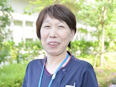 西東京ケアセンターの看護部長