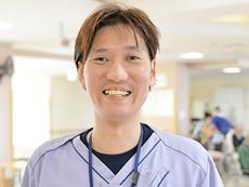 ケアセンター八潮の介護福祉士 係長 入職18年目
