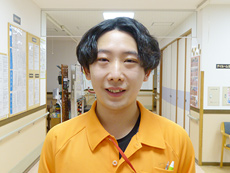 利府仙台ロイヤルケアセンターの介護福祉士 入職1年目