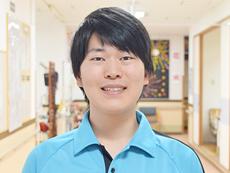 利府仙台ロイヤルケアセンターの理学療法士 入職1年目