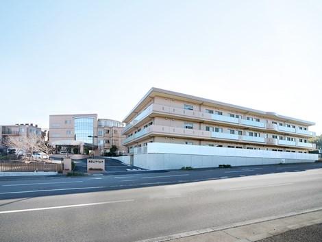 神奈川県横浜市にある、204床のユニット型特別養護老人ホームです。