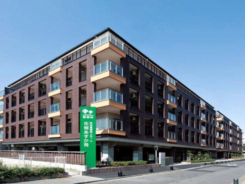 東京都足立区花畑の特別養護老人ホームです。<br>職員を育てる風土が根付いています。